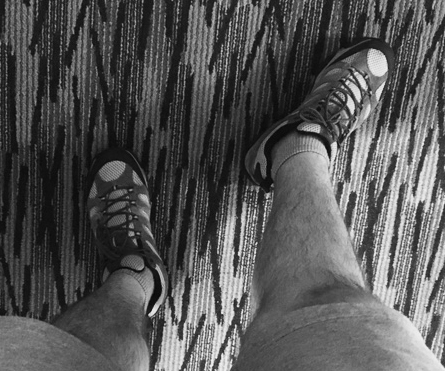 Weeks 8 to 10: Shoes! « Dave Mulder's Blog